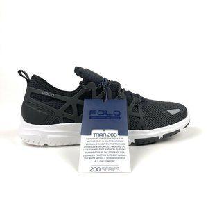 Polo Ralph Lauren Train 200 Low Mesh Running Shoes